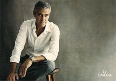 George Clooney.  (the father of my children)?  hehehehehe