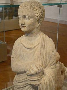Etruscan sculptures 6th-4th centuries BCE (2)