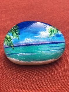 Rock Painting Patterns, Rock Painting Ideas Easy, Rock Painting Designs, Art Patterns, Pebble Painting, Pebble Art, Stone Painting, Shell Painting, Painted Rocks Craft