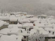 limone piemonte - nevicata 2008!!!!!!!!!