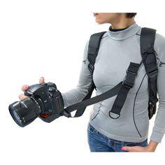 Just B Grip B-Glider Camera Shoulder Strap [JU0190]
