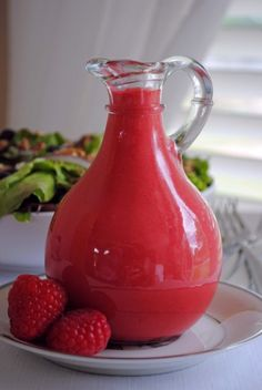 Fresh Raspberry Vinaigrette | Tasty Kitchen: A Happy Recipe Community!