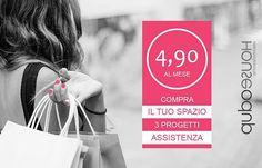 Scegli l'abbonamento che fa per te per esporre i tuoi lavori Paper Shopping Bag, Convenience Store, Convinience Store