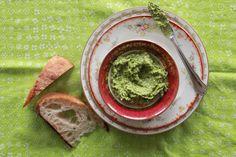 Tarragon Cashew Pesto (parsley)