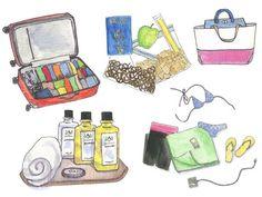 How to Pack Light: The Flight Attendant's Guide - Condé Nast Traveler