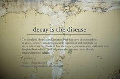 Abandoned Kempton Park Hospital -