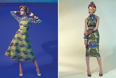 """Haitian-Italian designer Stella Jean just kills it collection after collection."" from Honestly... WTF."