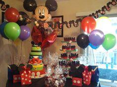 Alexander's 2nd Birthday   CatchMyParty.com