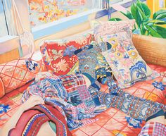 Naomi Okubo | Adolescentes fulgurantes  ---   my newest artist obsession!  Her use of color and light just floors me...