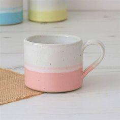 Handmade mug, coffee mug, valentines mug, mugs, ceramic mug, pottery mug, pink mug, tea mug, pottery, handmade gift, housewarming gift, mug