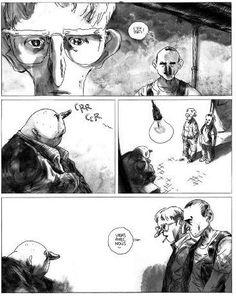 le cas des cases: Manu Larcenet : Blast, tome 2