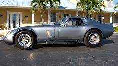 1965 Ford Daytona Coupe Replica - 3