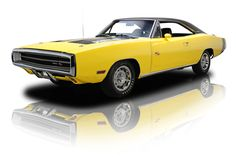 1970 Hemi Charger R/T, 4 Speed  1 of 28