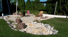 Natural playground for kids (Designed and constructed by Kreakert Ltd Hungary