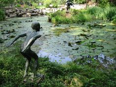 Zilker Park Umlauf Sculpture Garden, Austin, Texas | Flickr - Photo Sharing!