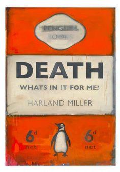 Death | Harland Miller | International Lonely Guy