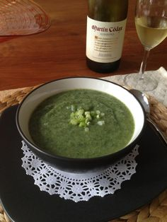 My Version of Caldo Verde (portugues)