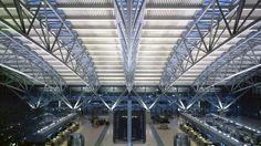 1993 Germany, Hamburg  Hamburg Airport, Terminal 2