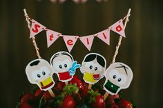 Bella Fiore Decoração de Eventos: Festa Turma da Mônica