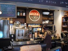Jack's Stir Brew Coffee NYC