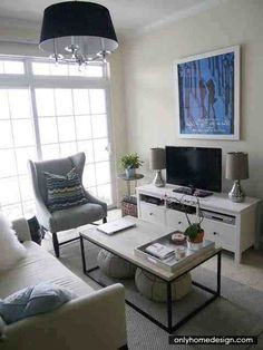 Small Living Room Ideas That Defy Standards With Their Stylish ...