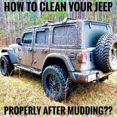 All Black Jeep, Off Roaders, Oil Change, Jeep Cherokee, Jeep Life, Cool Trucks, Ruin, Jeep Wrangler, Jeeps