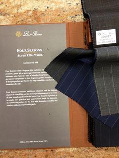 Fabric Swatch Books Martin Fisher Tailors Shrapnel