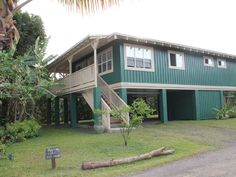 Hanalei Vacation Rental - VRBO 26321 - 2 BR North Shore House in HI, Bright and Airy... One and a Half Blocks to Hanalei Bay