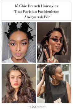 Beauty, hair, French, Parisian