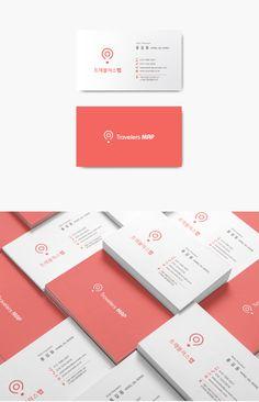 위치를 가르쳐주는 화살표와 열기구를 연상시키는 여행사 로고 디자인입니다. #로고디자인 #로고 #디자이너 #디자인 #명함디자인 #명함제작 #로고제작 #디자인로고 #브랜드디자인 #브랜딩 #logodesign #logo #brand #branding #branddesign #namecard #travel #coral #color Business Cards Layout, Cool Business Cards, Business Card Logo, Business Card Design, Identity Card Design, Stationery Design, Branding Design, Free Printable Business Cards, Name Card Design