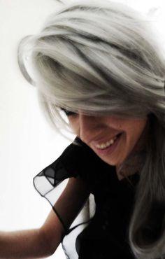 Silver Hair gray/grey ThePvdHJournal