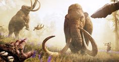 On my wish list...  Ubisoft has now confirmed the recently-teased Far Cry Primal, which will launch for PlayStation 4 and Xbox One worldwide on 23rd February 2016.A PC edition.