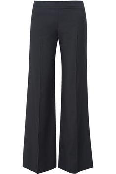 J.W.ANDERSON Wool-gabardine wide-leg pants