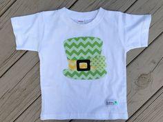 Boy's St. Patrick's Day Shirt with by thegreenelephantco on Etsy, $18.50