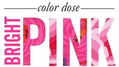 hot pink! color ~ bright & beautiful.    #SephoraColorwash