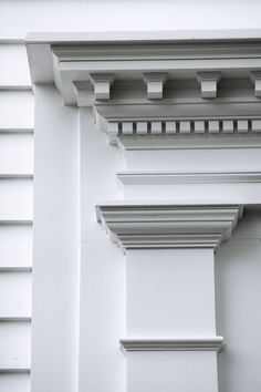 square tooth dentil trim moldings porch and exterior vinyl shutters