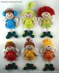 Мастерская игрушек амигуруми