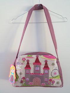 Zauberhaftes - Handgemachtes: Kindergartentasche