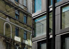 La Serenissima office refurbishment by Park Associati