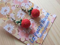 Haakwerk Rita / La Petite Rooze #haken #oorringen #juwelen