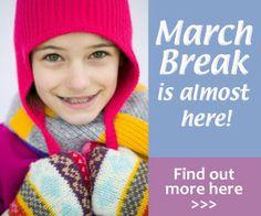 March Break Camps and Activities