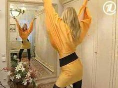 017 - Ольга Никишичева. Платье на весну - YouTube
