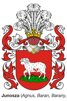 HERB JUNOSZA ORLOWSKICH