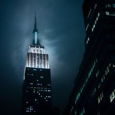 Empire State, NYC