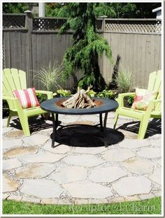 Round Patios Design Ideas, Pictures, Remodel, and Decor - page 22