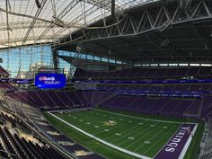 Wireless access points and a distributed antenna system are designed to boost wi-fi and cellular coverage, and a Vikings stadium app puts content and services in fans' hands.