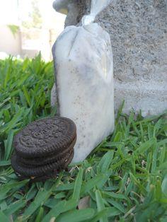 Hielito de Galleta Oreo. Cookie Oreo Icy