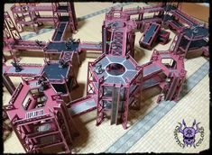 Towers and Walkways (by Miniature Scenery) #ChaoticColors #commissionpainting #paintingcommission #painting #miniatures #paintingminiatures #wargaming #Miniaturepainting #Tabletopgames #Wargaming #Scalemodel #Miniatures #art #creative #photooftheday #hobby #paintingwarhammer #Warhammerpainting #warhammer #wh #gamesworkshop #gw #Warhammer40k #Warhammer40000 #Wh40k #40K #terrain #scenery #Scifi #miniaturescenery #Towers #Walkways #killteam 40k Terrain, Warhammer 40000, Tabletop Games, Walkways, Gw, Towers, Big Ben, Scenery, Sci Fi