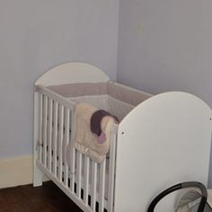 Huit conseils pour aménager la chambre de Bébé