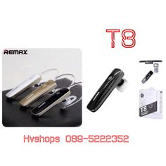 หูฟัง bluetooth remax T8